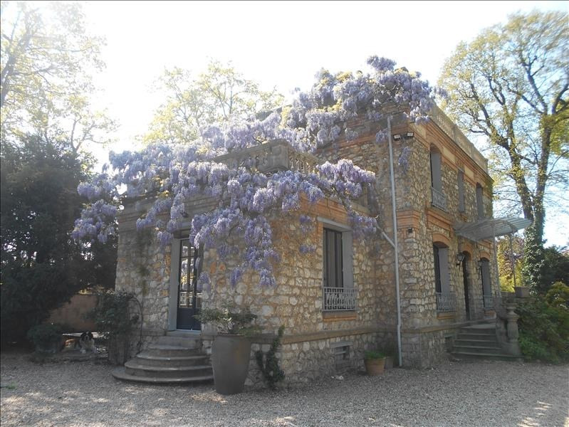 Vente maison / villa Beauchamp 885000€ - Photo 2