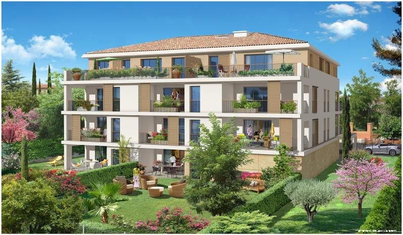 Vente appartement Aix en provence 429500€ - Photo 2