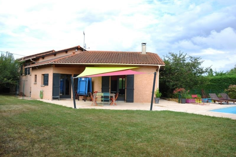 Vente maison / villa St germain sur l arbresle 495000€ - Photo 2