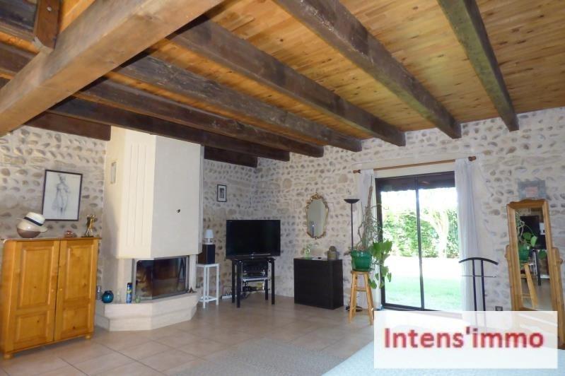 Vente maison / villa Portes les valence 465000€ - Photo 4