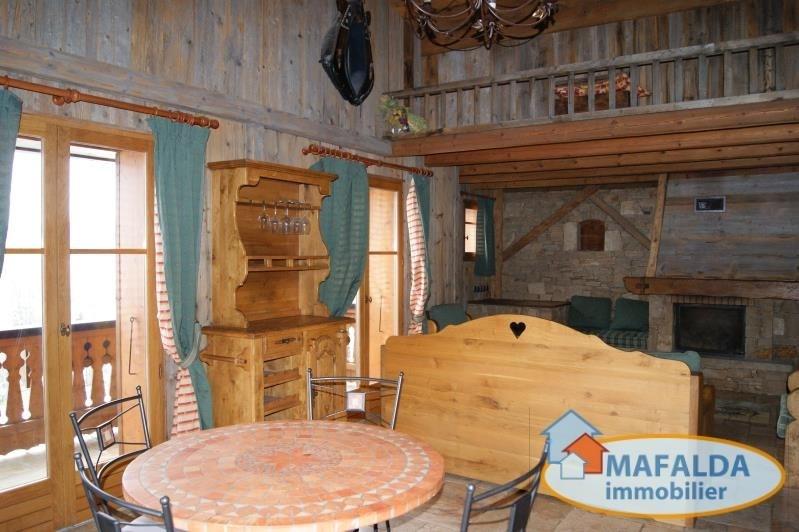 Location maison / villa Mont saxonnex 1350€ CC - Photo 2