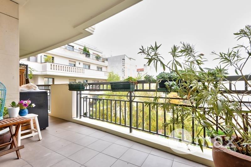 Rental apartment Levallois-perret 2750€ CC - Picture 2