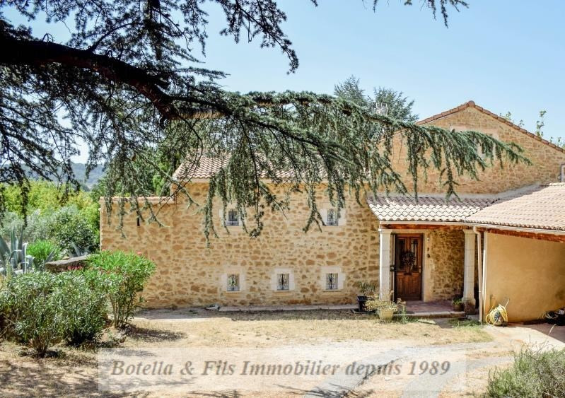 Vente maison / villa Bagnols sur ceze 378000€ - Photo 3