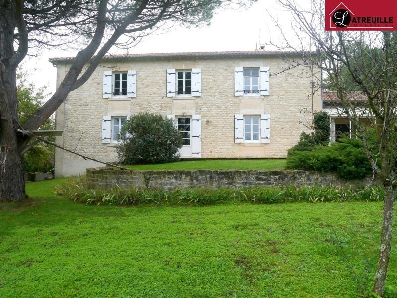 Vente maison / villa St germain du seudre 281610€ - Photo 1