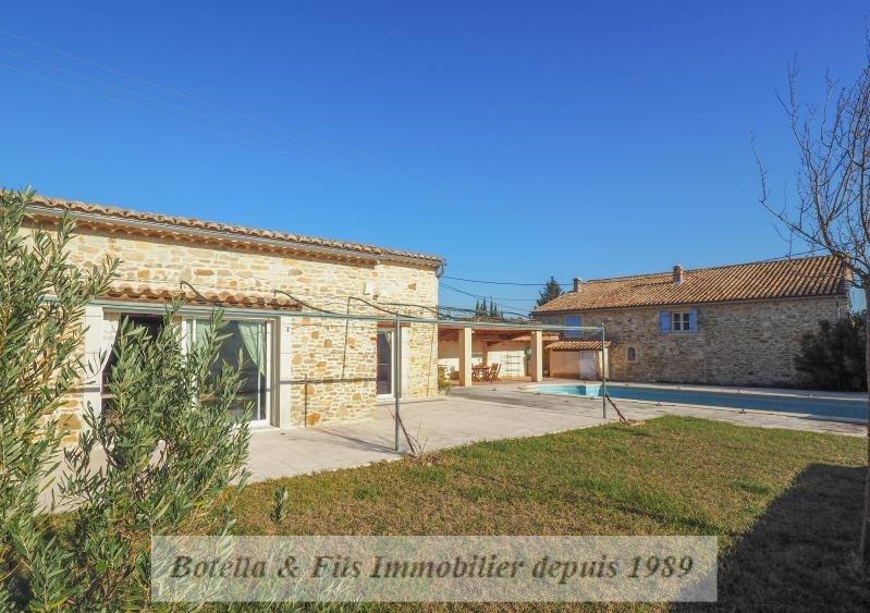 Deluxe sale house / villa Uzes 850000€ - Picture 2