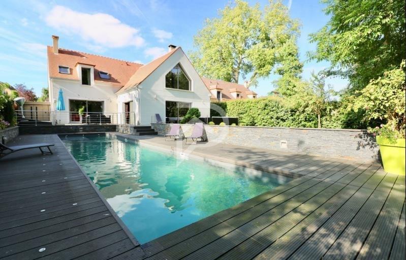 Vente de prestige maison / villa Montfort-l'amaury 1155000€ - Photo 2