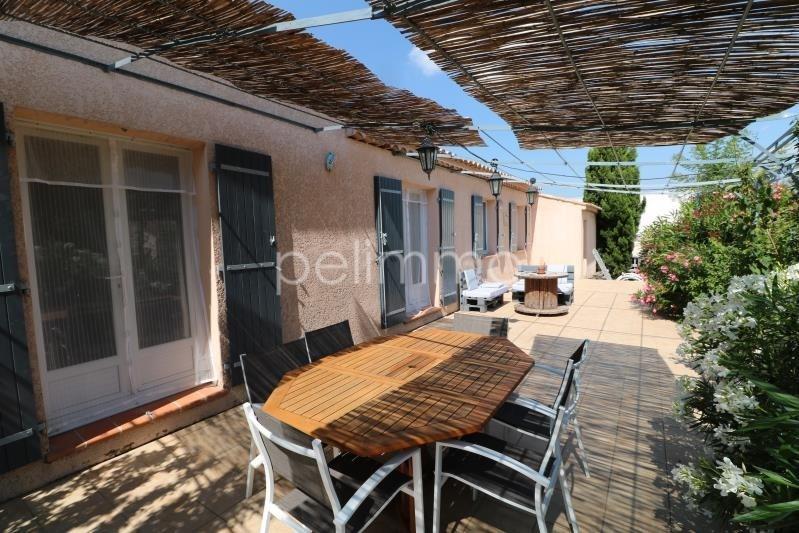Vente maison / villa La barben 489000€ - Photo 2