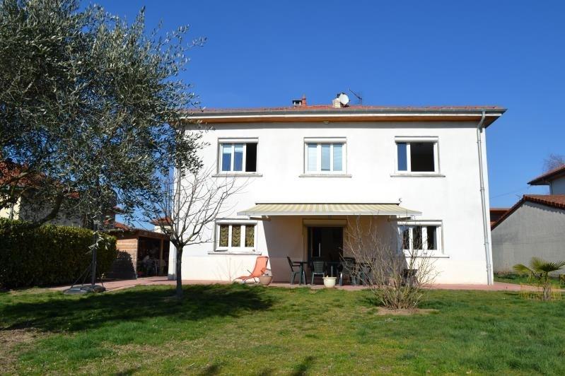 Sale house / villa Toussieu 437000€ - Picture 2