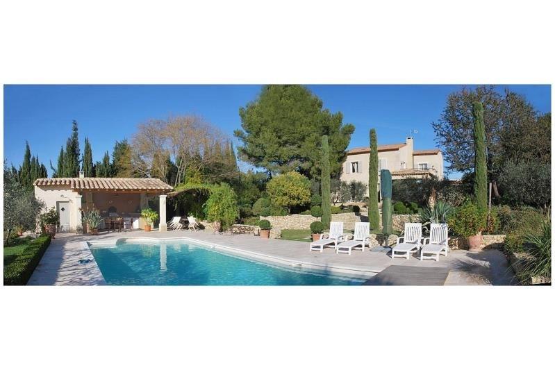 Deluxe sale house / villa Fontvieille 1990000€ - Picture 2