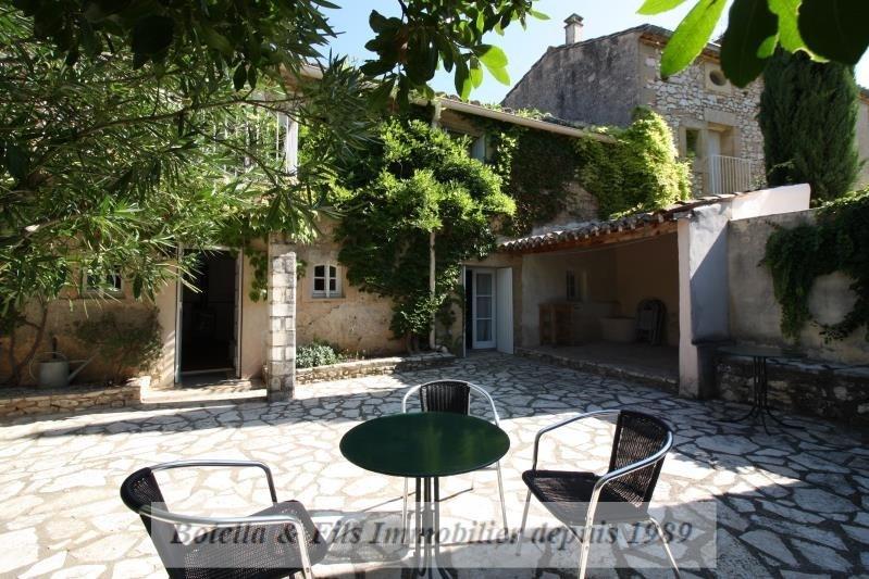 Verkoop  huis Uzes 253000€ - Foto 2