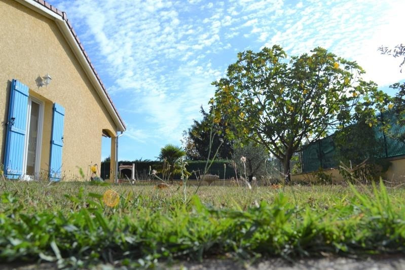 Vente maison / villa Toussieu 430000€ - Photo 2