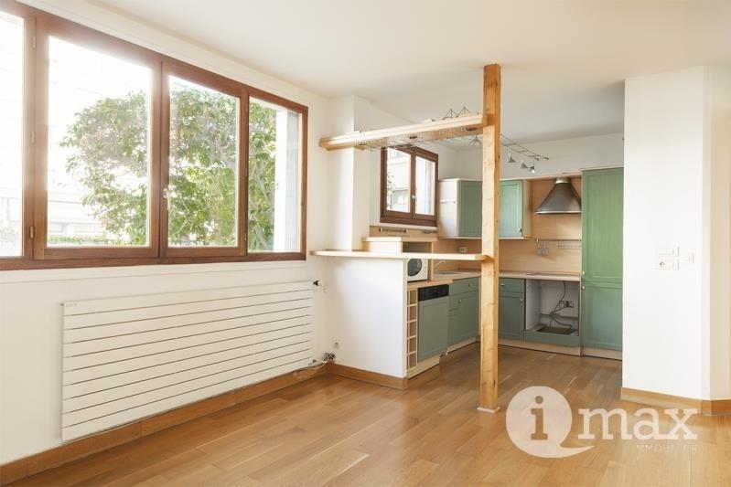 Sale apartment Levallois perret 545000€ - Picture 2