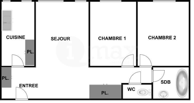 Vente appartement Bois colombes 320000€ - Photo 5