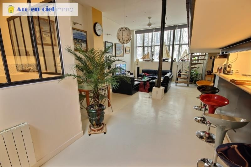 Vente de prestige loft/atelier/surface Paris 18ème 1 100 000€ - Photo 2