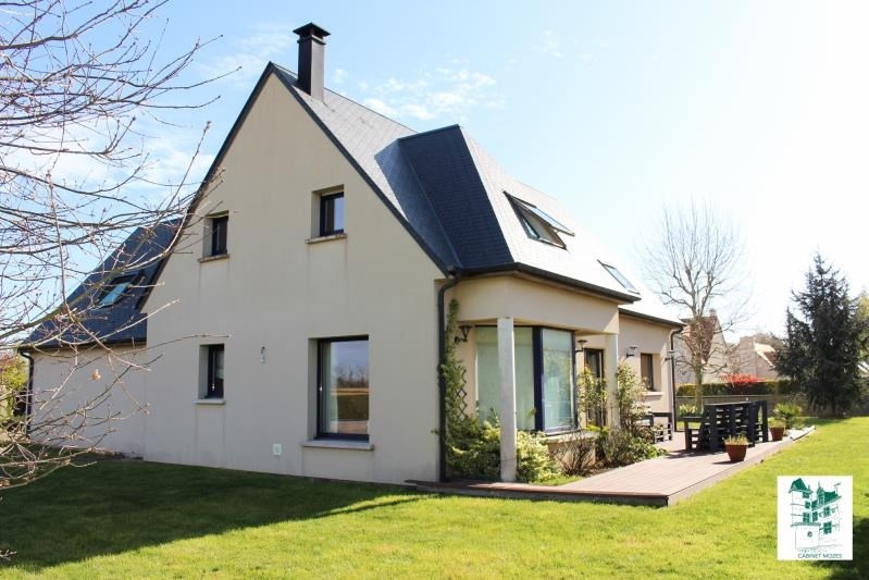 Sale house / villa Caen 467 250€ - Picture 1