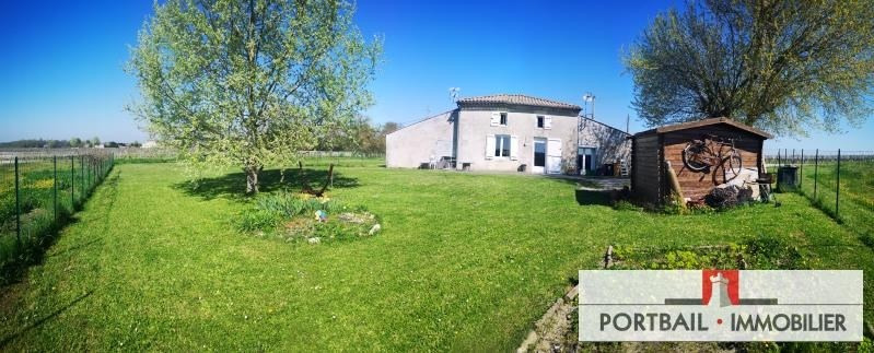 Rental house / villa St androny 635€ CC - Picture 1