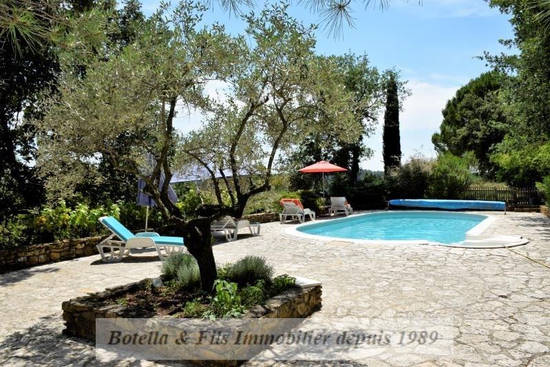 Vente de prestige maison / villa Uzes 1295000€ - Photo 2