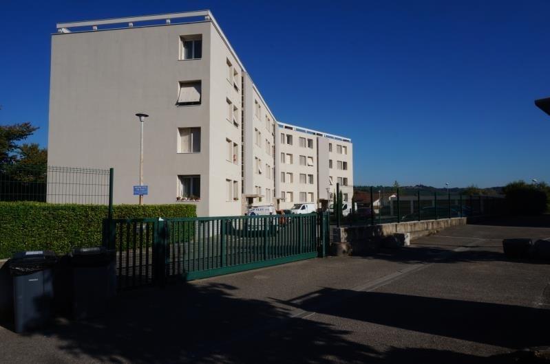 Producto de inversión  apartamento Pont eveque 115000€ - Fotografía 10