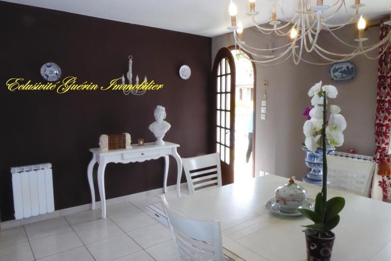 Sale house / villa St jean aux amognes 187250€ - Picture 3
