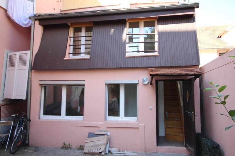 Rental apartment Bischheim 480€ CC - Picture 1