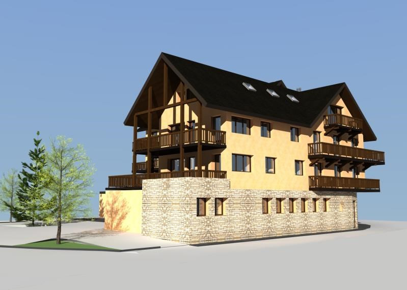 Sale apartment Saint-lary-soulan 254200€ - Picture 5
