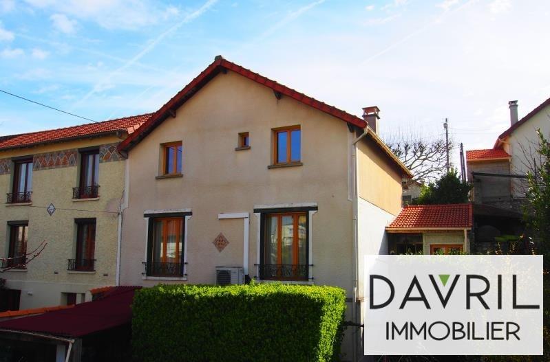 Sale house / villa Conflans ste honorine 399500€ - Picture 1
