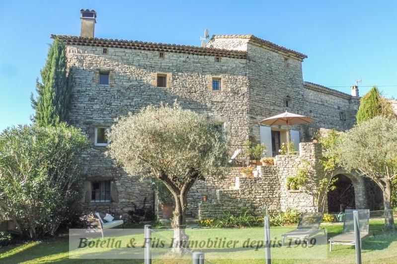 Vente de prestige maison / villa Uzes 548000€ - Photo 4