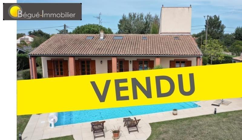 Vente maison / villa Mondonville 434700€ - Photo 1