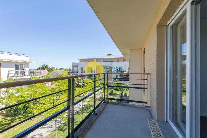 Rental apartment Epinay sur orge 840€ CC - Picture 1