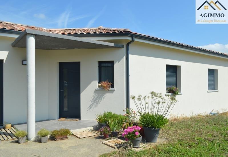 Sale house / villa L isle jourdain 315000€ - Picture 1