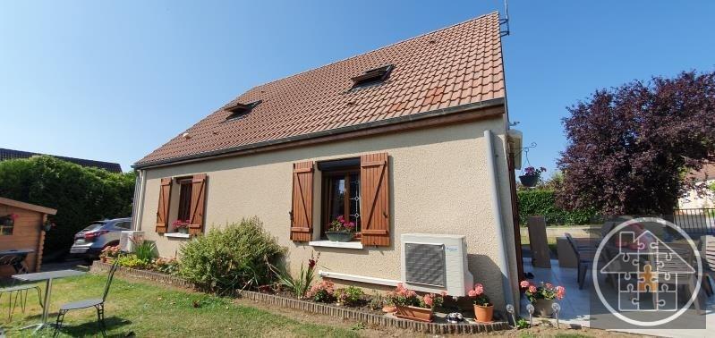 Vente maison / villa Ressons sur matz 215000€ - Photo 5