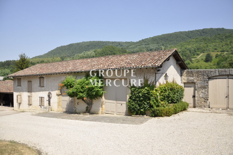 Vente de prestige maison / villa Lagnieu 950000€ - Photo 14
