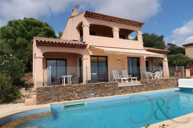 Immobile residenziali di prestigio casa Bormes les mimosas 970000€ - Fotografia 2