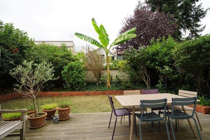 Vendita casa Bois colombes 885800€ - Fotografia 4