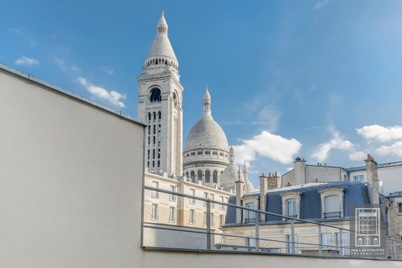 Vente de prestige appartement Paris 18ème 1 490 000€ - Photo 11
