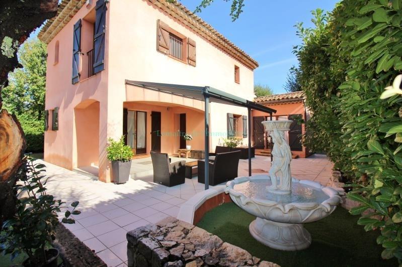 Vente maison / villa Saint cezaire sur siagne 516800€ - Photo 5