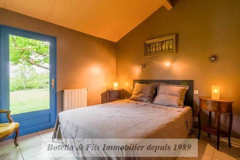 Deluxe sale house / villa Barjac 498000€ - Picture 10