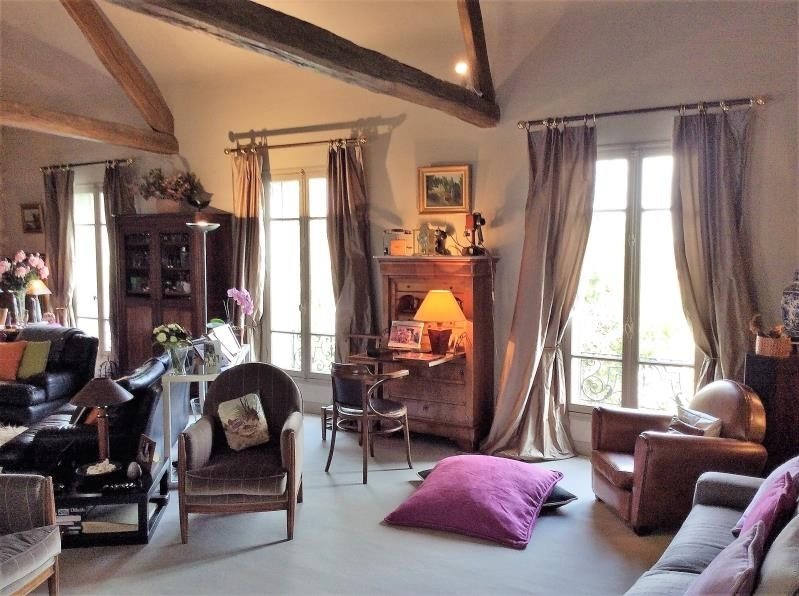 Verkauf von luxusobjekt haus Villennes seur seine medan 1275000€ - Fotografie 5
