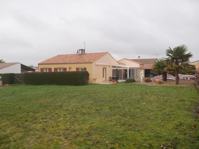 Sale house / villa Longeville sur mer 364000€ - Picture 8