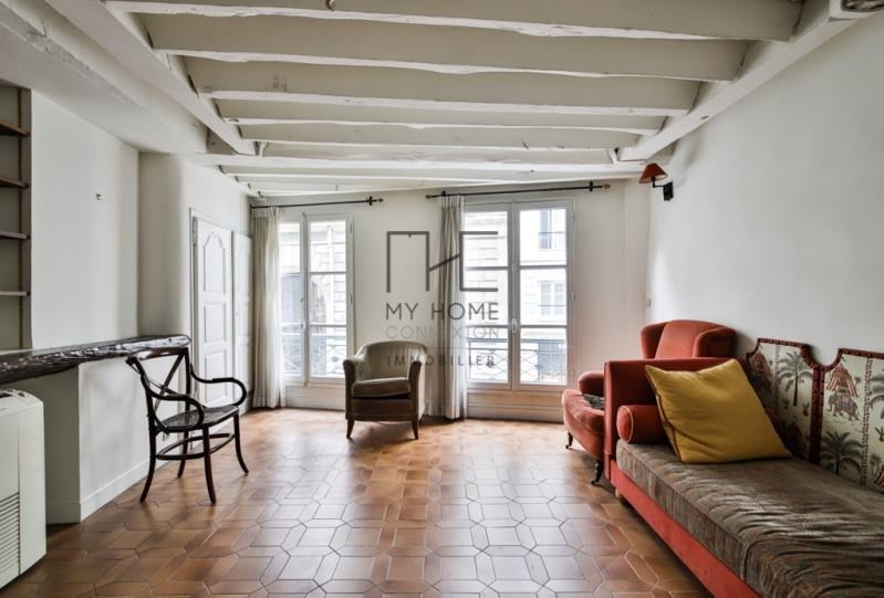 Sale apartment Paris 6ème 460 000€ - Picture 1