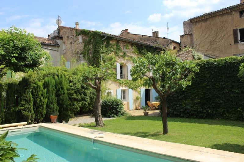Deluxe sale house / villa Varages 1 490 000€ - Picture 1