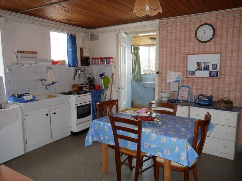 Vente maison / villa Jard sur mer 135200€ - Photo 2