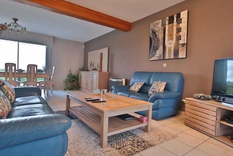 Sale house / villa Gonnehem 260000€ - Picture 1