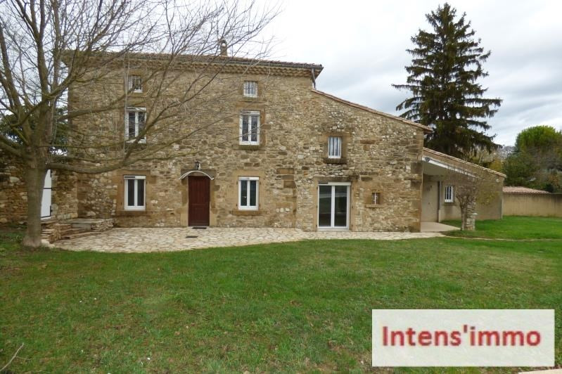 Vente maison / villa Montmeyran 437 000€ - Photo 1