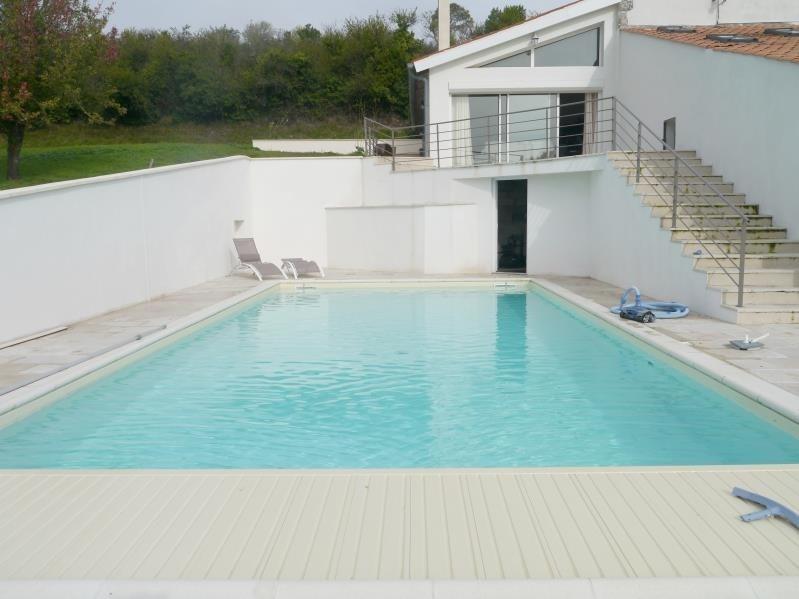 Sale house / villa St dizant du gua 372600€ - Picture 9