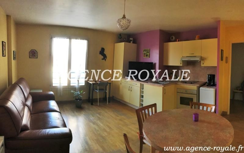 Sale apartment Chambourcy 156 450€ - Picture 2