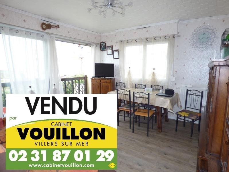 Sale apartment Villers sur mer 94 500€ - Picture 1