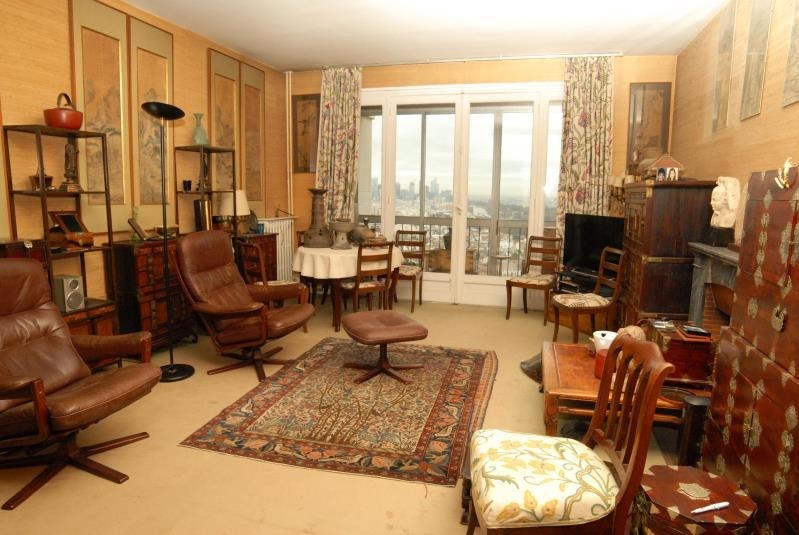Sale apartment Saint-cloud 545000€ - Picture 1