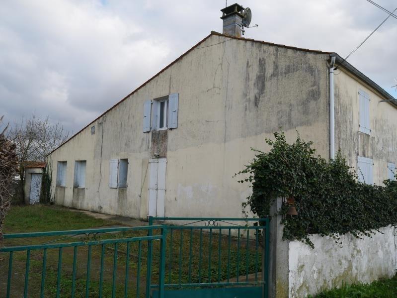 Vente maison / villa Le thou 149000€ - Photo 1