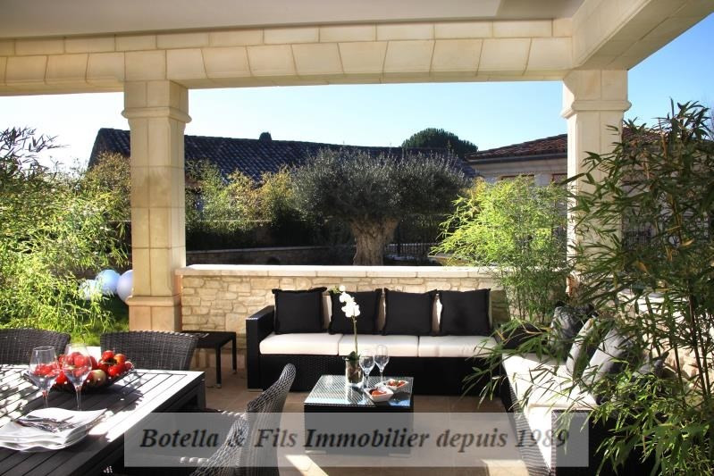 Vente de prestige appartement Uzes 295 000€ - Photo 12